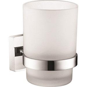 Стакан для ванны Milardo Amur матовое стекло/хром (AMUSMG0M45)