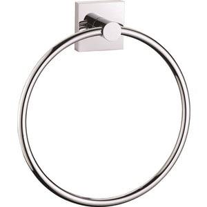 Полотенцедержатель Milardo Amur кольцо, хром (AMUSM00M52)