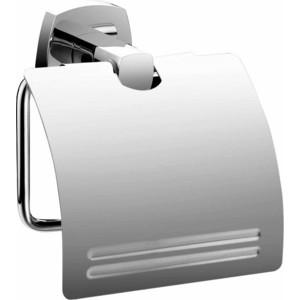 Держатель для туалетной бумаги Milardo Volga хром (VOLSMC0M43) полотенцедержатель milardo volga volsml0m52