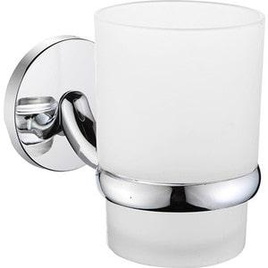 Стакан для ванны Milardo Cadiss матовое стекло/хром (CADSMG0M45)