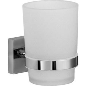Стакан для ванны IDDIS Edifice матовое стекло/хром (EDIMBG1i45)