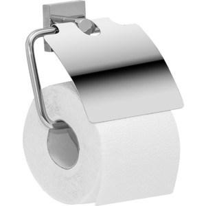Держатель туалетной бумаги IDDIS Edifice с крышкой, хром (EDISBC0i43)