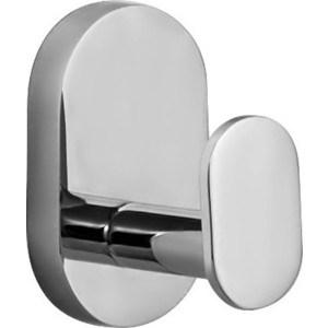 Крючок IDDIS Mirro Plus хром (MRPSB10i41) ерш для унитаза iddis mirro plus подвесной цвет хром