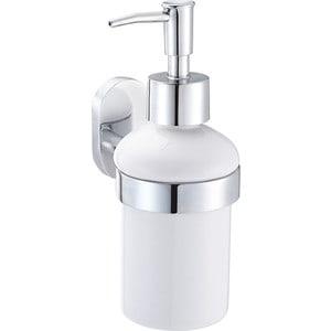 Дозатор для жидкого мыла IDDIS Mirro Plus белый (MRPSBC0i46)