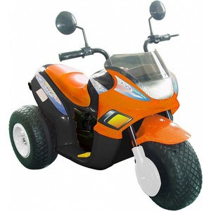 Электромобиль CHIEN TI Super Space (CT-770) черно-оранжевый электромобиль chien ti beach racer ct 558 оранжевый page 6