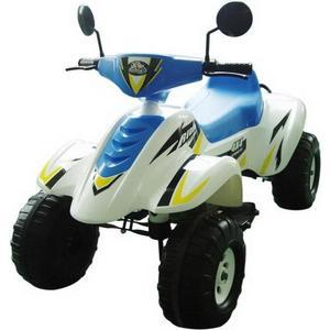 Электромобиль CHIEN TI BEACH RACER (CT-558) бело-синий электромобиль chien ti beach racer ct 558 оранжевый page 6