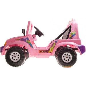 Электромобиль CHIEN TI TOURING (CT-855) розовый