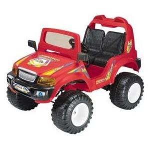 Электромобиль CHIEN TI OFF-ROADER (CT-885R 4x4) красный