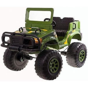 Электромобиль CHIEN TI Backyard Safari (CT-888 4x4) зеленый электромобиль chien ti big beach racer ct 658 зеленый