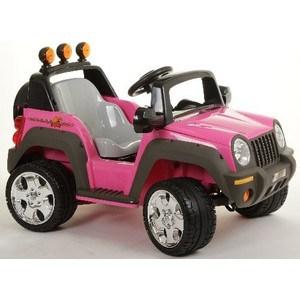 Электромобиль TCV THUNDERBIRD (TCV-335) розовый электромобили chien ti tcv 335 thunderbird