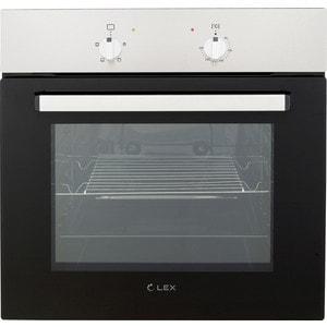 Электрический духовой шкаф Lex EDM 040 BL/IX цена
