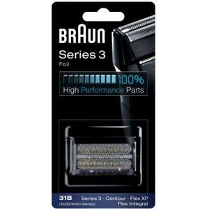 Аксессуар Braun Сетка и режущий блок 31B сетка для бритвы braun 3000