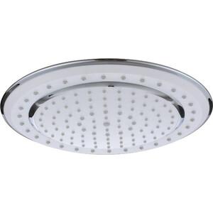 Верхний душ Kaiser белый хром (SH-200 White)