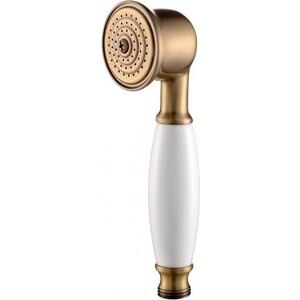 Ручной душ Kaiser металлическая бронза Bronze (SH-151)