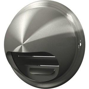 Выход Era стенной вентиляционный вытяжной металлический с фланцем D12.5 (125ВМ) цены онлайн