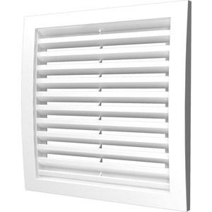 Решетка Era вентиляционная вытяжная АБС 400х400 (4040РР)