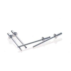 Заклепки вытяжные Fubag 2.4х10мм 2500шт нержавеющая сталь (140139)