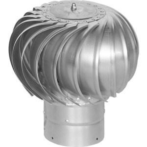 Турбодефлектор Era ТД-130 оцинкованный металл (ТД-130ц)