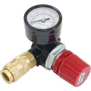 Регулятор давления Fubag RD-001 с манометром, внутренняя резьба, 1/4 (220001)