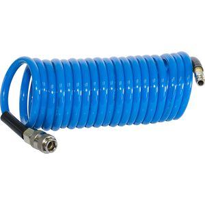 Шланг спиральный Fubag 8x12 мм, 5м (170304) шланг fubag 6x11 мм 5м 170100