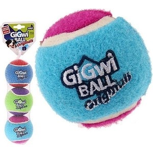 Игрушка GiGwi Ball Original мяч с пищалкой для собак (75337)