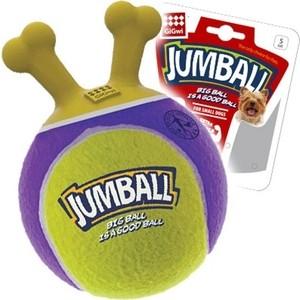 Игрушка GiGwi Jumball Big Ball Is a Good мяч с захватом для собак (75364)