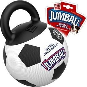 Игрушка GiGwi Jumball Big Ball Is a Good мяч с захватом для собак (75365)