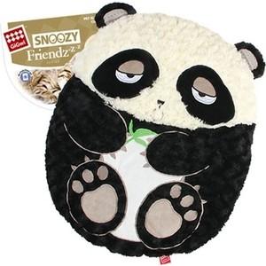 Лежанка GiGwi Snoozy Friendz Warm&Comfort панда для кошек и собак 57см (75313)