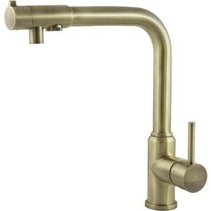 Смеситель для кухни Kaiser Teka под фильтр, бронза Bronze (13044-3) смеситель для кухни kaiser vincent под фильтр бронза bronze 31744 3