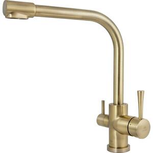 Смеситель для кухни Kaiser Merkur под фильтр, бронза Bronze (26044-3) смеситель kaiser merkur 26044 5 chrome matte