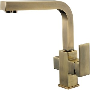 Смеситель для кухни Kaiser Sonat под фильтр, бронза Bronze (34044-3) смеситель для кухни kaiser vincent под фильтр бронза bronze 31744 3