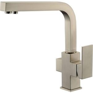 Смеситель для кухни Kaiser Sonat под фильтр, серебро Silver (34044-5) смеситель для кухни с подключением к фильтру kaiser sonat 34044