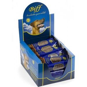 Лакомства TitBit Biff mini колбаски ароматные для собак (5189)
