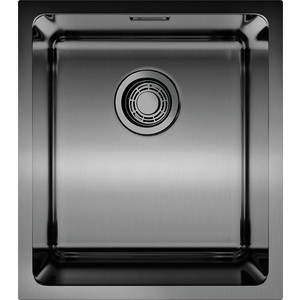 все цены на Кухонная мойка Omoikiri Tadzava 39-U-GM вороненая сталь (4993079) онлайн