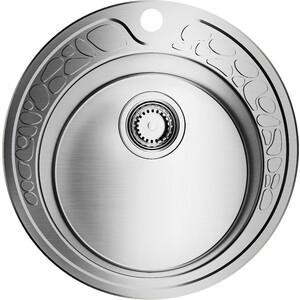 Кухонная мойка Omoikiri Tovada 49-1-IN нержавеющая сталь (4993006)