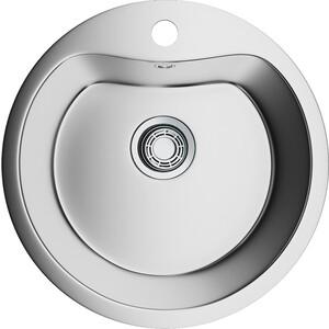 Кухонная мойка Omoikiri Saroma 51-1-IN нержавеющая сталь (4993007)