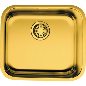 Кухонная мойка Omoikiri Omi 49-U-AB античная латунь (4993067)