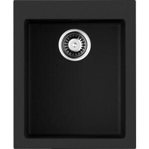 Кухонная мойка Omoikiri Bosen 41-BL черный (4993141)