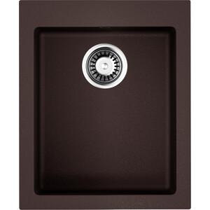 Кухонная мойка Omoikiri Bosen 41-DC темный шоколад (4993217) цена