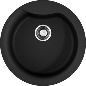 Кухонная мойка Omoikiri Yasugata 48R-BL черный (4993130)