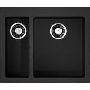 Кухонная мойка Omoikiri Bosen 59-2-BL черный (4993149)