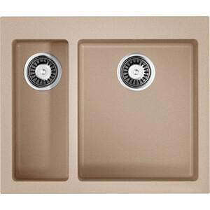 Кухонная мойка Omoikiri Bosen 59-2-SA бежевый (4993151)