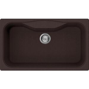 Кухонная мойка Omoikiri Maru 86-DC темный шоколад (4993214)