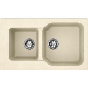 Кухонная мойка Omoikiri Maru 86-2-BE ваниль (4993285)