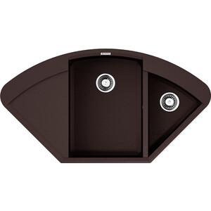 Кухонная мойка Omoikiri Sakaime 105C-DC темный шоколад (4993208) цена