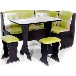 Набор мебели для кухни Бител Орхидея - комби (венге с-105 + с-101, венге)