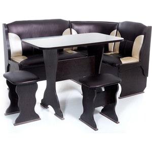 Набор мебели для кухни Бител Орхидея - комби (венге с-221 + с-101, венге)