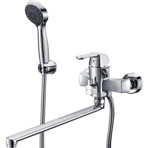 Смеситель для ванны Kaiser Boss хром (51055B) смеситель для ванны коллекция boss 51055b однорычажный хром kaiser кайзер