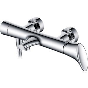 Смеситель для ванны Kaiser Calla короткий излив с душем, хром (71022)