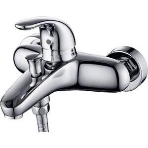 Смеситель для ванны Kaiser Safira короткий излив, хром (15022)